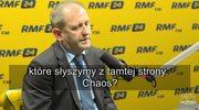 Prof. Andrzej Waśko w Popołudniowej rozmowie w RMF: Nie widać chaosu, terminy wdrażania reformy zostały dotrzymane