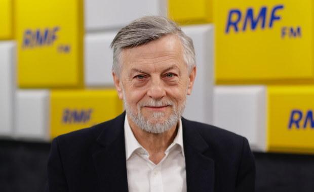 Prof. Andrzej Zybertowicz o zarobkach w NBP: Nie wiem, jaki prezydent ma pogląd w tej sprawie