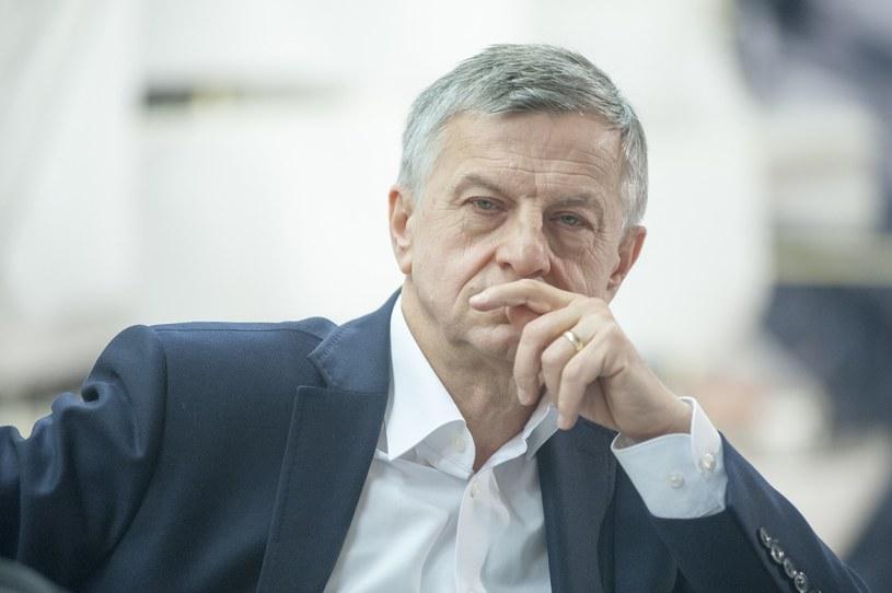 Prof. Andrzej Zybertowicz /Wojciech Strozyk/REPORTER /East News