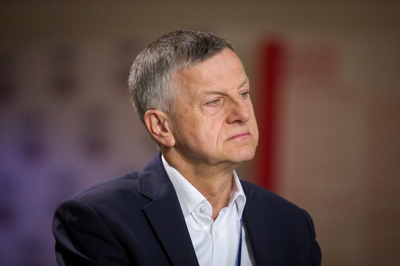 Prof. Andrzej Zybertowicz /Michal Wozniak /East News