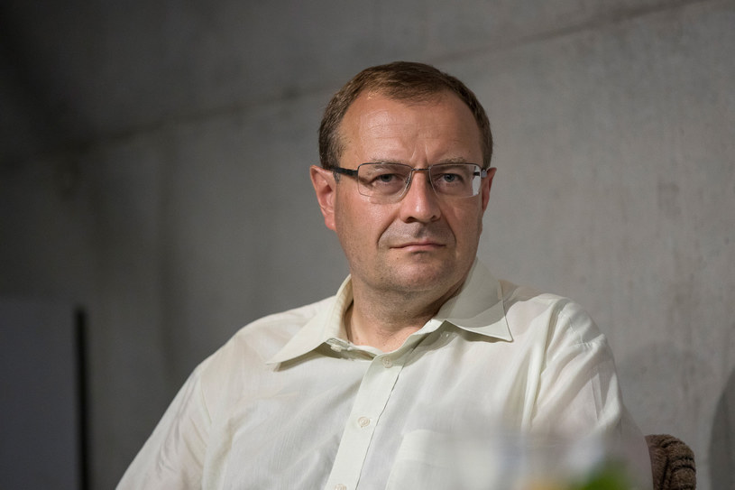 Prof. Antoni Dudek /Michal Wozniak /East News