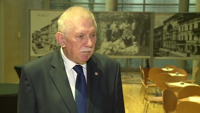 Prof. Antoni Różalski, rektor UŁ /Newseria Biznes