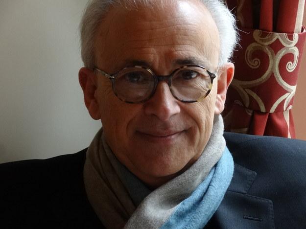 Prof. Antonio Damasio /Fot. Grzegorz Jasiński /RMF FM