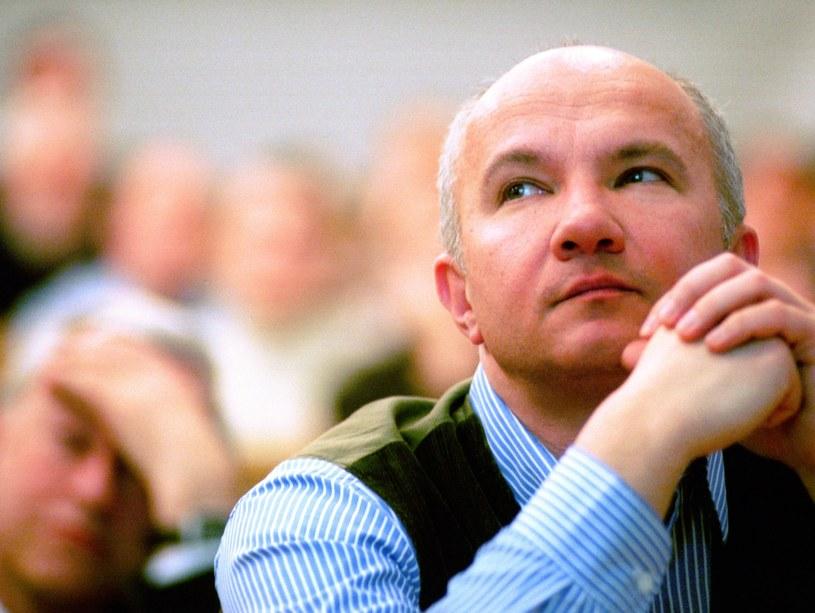 Prof. Artur Ekert na zdjęciu z 2004 roku /Bartek Sadowski   /Agencja FORUM