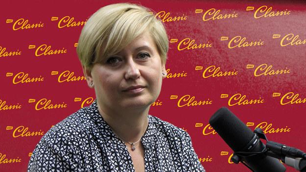 Prof. Barbara Giza /Kamil Młodawski /RMF FM