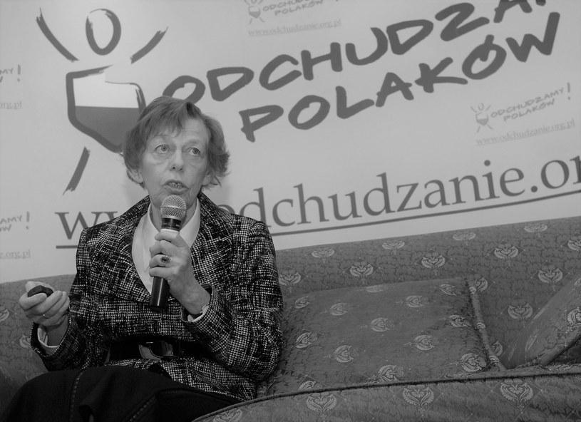 Prof. Barbara Zahorska-Markiewicz /Jan Bielecki /East News