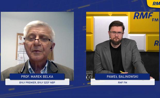 Prof. Belka: Nie ma szans na niższe ceny paliw, dopóki będzie drożała ropa