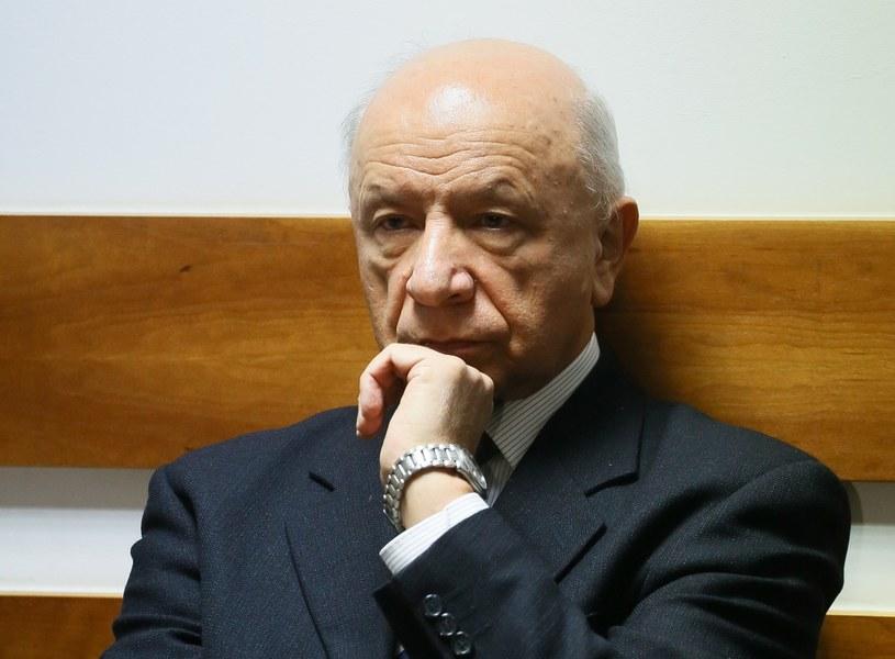 Prof. Bogdan Chazan /Paweł Supernak /PAP