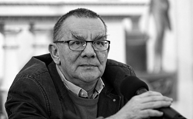 Prof. Cezary Wodziński nie żyje /Mariusz Grzelak /Reporter