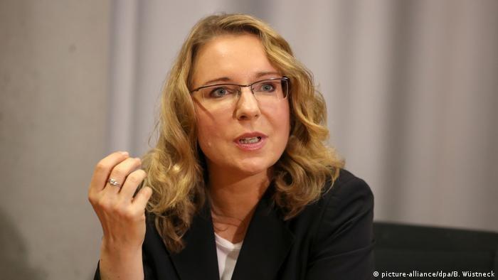 Prof. Claudia Kemfert kieruje działem Energia, Transport, Środowisko w Niemieckim Instytucie Badań Gospodarczych (DIW) /Deutsche Welle