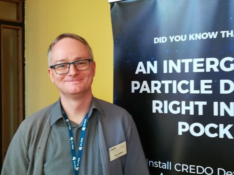 Prof d hab. Piotr Homola /Grzegorz Jasiński /RMF FM