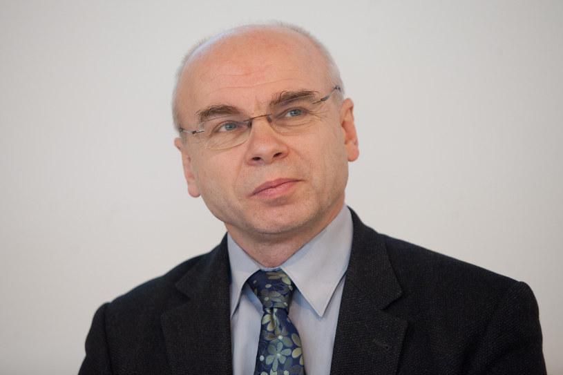 Prof. Dariusz Stola /Stefan Maszewski /Reporter