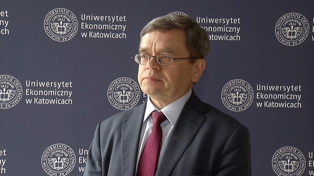 Prof. dr hab. Eugeniusz Gatnar, członek Rady Polityki Pieniężnej /Newseria Biznes