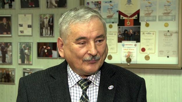Prof. dr. hab. inż. Tadeusz Niezgoda z Wojskowej Akademii Technicznej /Newseria Biznes