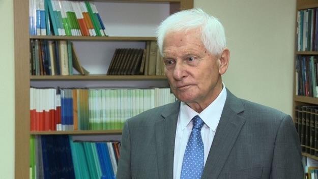 Prof. dr hab. Juliusz Kotyński, ekonomista /Newseria Biznes