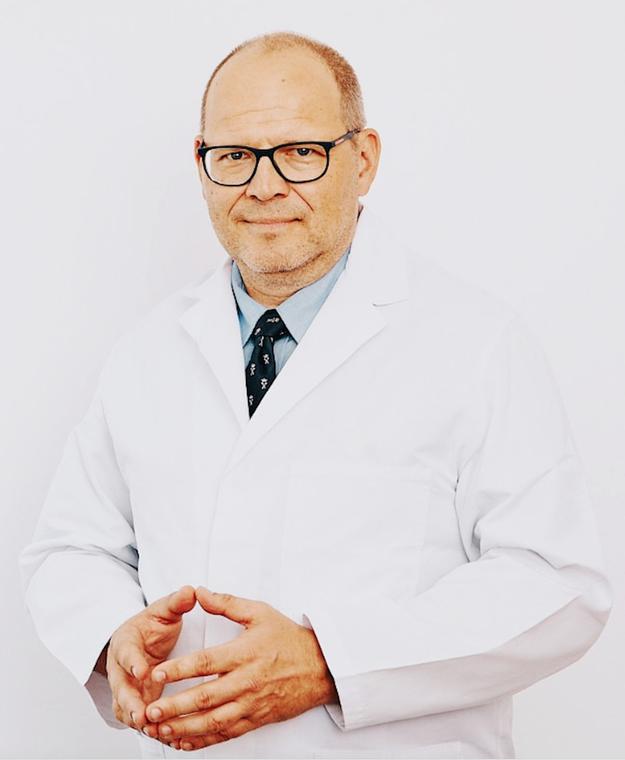 Prof. dr n.med. Wojciech Jurczak, spec. hematolog /