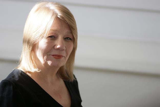Prof. Elżbieta Mączyńska. Fot. D. GOLIK FOTORZEPA /FORUM