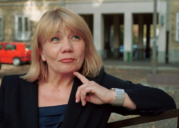 Prof. Elżbieta Mączyńska /Jacek Domiński /Reporter