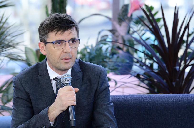 Prof. Ernest Kuchar /Agencja FORUM