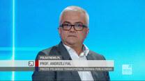 """Prof. Fal w """"Gościu Wydarzeń"""": Moim zdaniem 4 fala do Polski przyjdzie wcześniej niż się spodziewamy"""