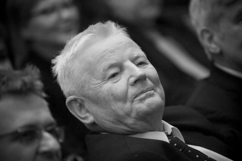 Prof. Franciszek Kokot /Łukasz Szostek /PAP