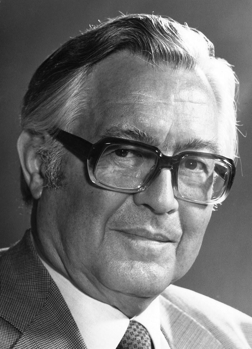 Prof. Fritz Leonhardt /Odkrywca