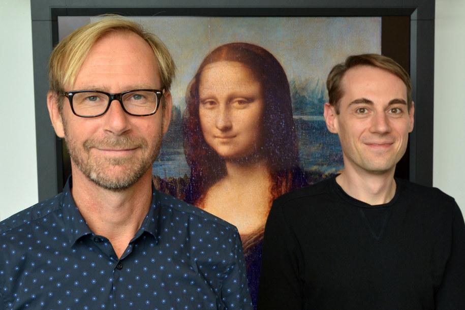 Prof. Gernot Horstmann i dr Sebastian Loth z CITEC /CITEC/ Bielefeld University /Materiały prasowe