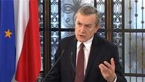 Prof. Gliński: Wystąpienie premiera rozczarowało