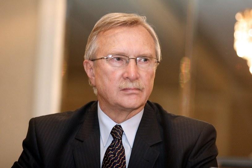 Prof. Grzegorz Opala /Norma /Reporter