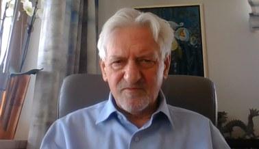 Prof. Horban: Maj jest dość długi. Jeszcze nie wiemy, co będziemy doradzali