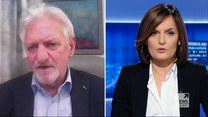 """Prof. Horban o dystrybucji szczepionekw """"Gościu Wydarzeń"""": Trzymamy się solidarności"""