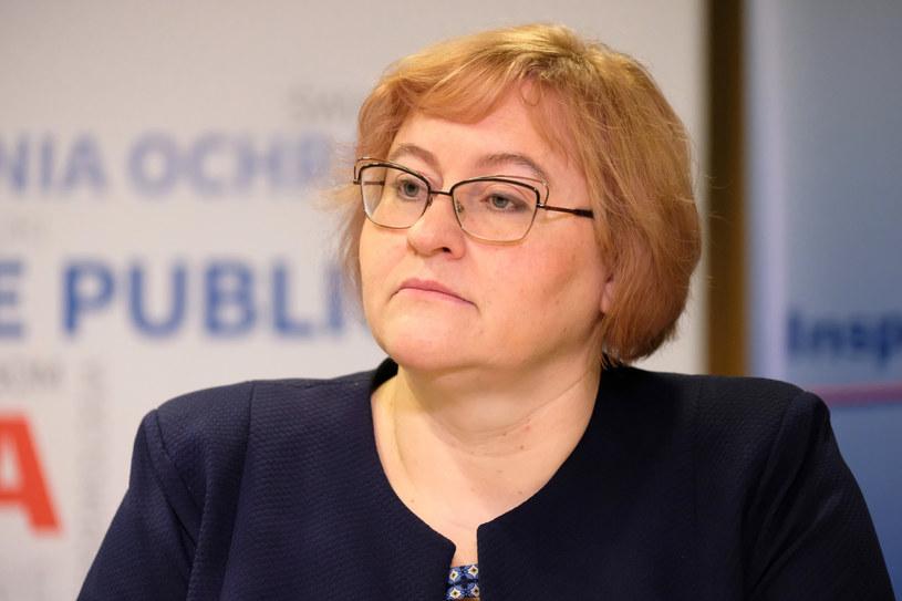 Prof. Iwona Paradowska-Stankiewicz /Mateusz Grochocki /East News