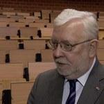Prof. J. Stępień o ustawie ws. OFE: Na miejscu prezydenta ręka by mi zadrżała