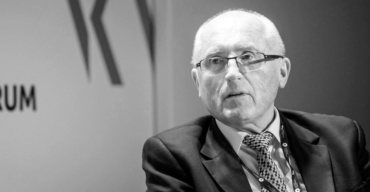 Prof. Jacek Namieśnik nie żyje. Był rektorem Politechniki Gdańskiej