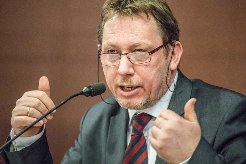 Prof. Jan Majchrowski /Grzegorz Banaszak /Reporter