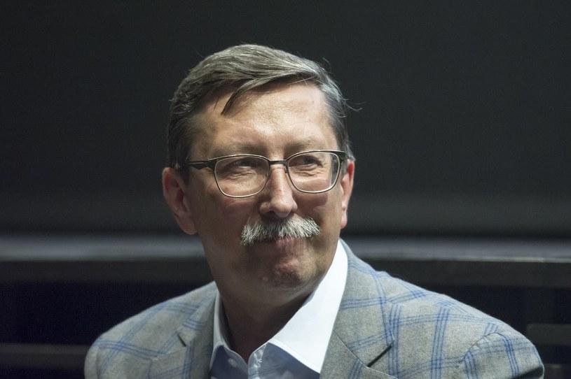 Prof. Jan Żaryn /Wojciech Stróżyk /Reporter