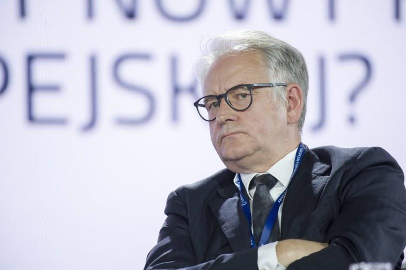 Prof. Jan Zielonka /Wojciech Stróżyk /Reporter