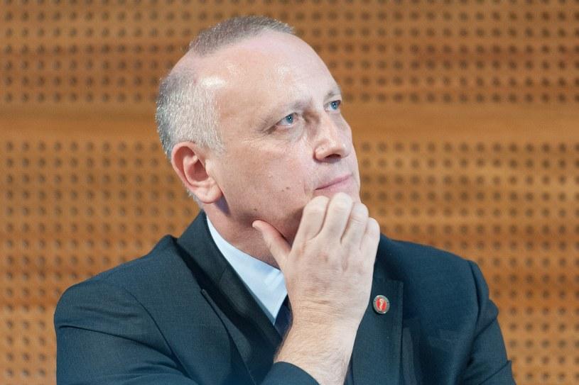 Prof. Janusz Moryś / Łukasz Dejnarowicz  /Agencja FORUM