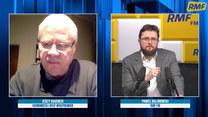 Prof. Jerzy Hausner: Wystąpi późnozimowa fala koronawirusa, bo nie wierzę, że wtedy będą w Polsce szczepienia masowe