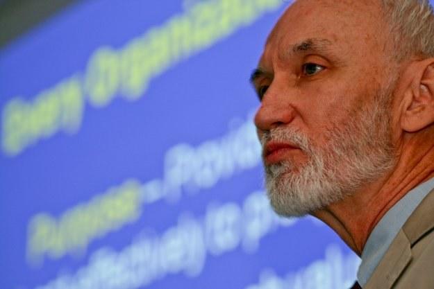 Prof. John Shook, gość konferencji we Wrocławiu /Informacja prasowa