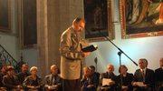 Prof. Julian Kornhauser laureatem Nagrody Orła Jana Karskiego
