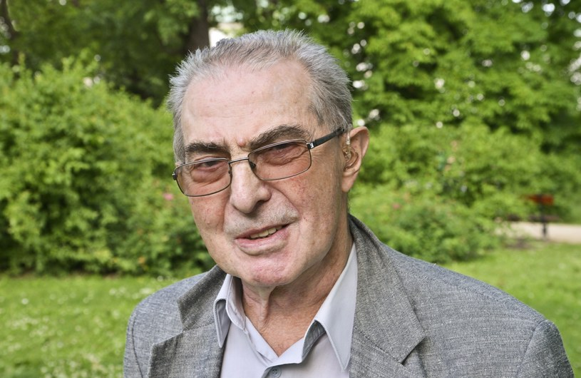 Prof. Karol Modzelewski /Wlodzimierz Wasyluk /East News