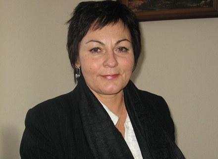 Prof. Krystyna Slany /INTERIA.PL