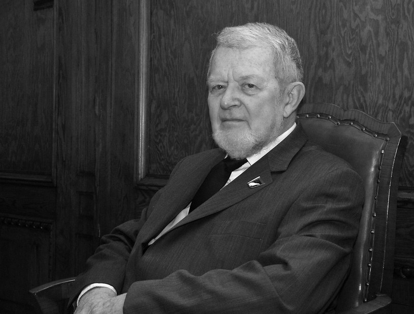 Prof. Krzysztof Birkenmajer, zdj. z 2014 roku /Fot. Marek Lasyk/REPORTER /East News