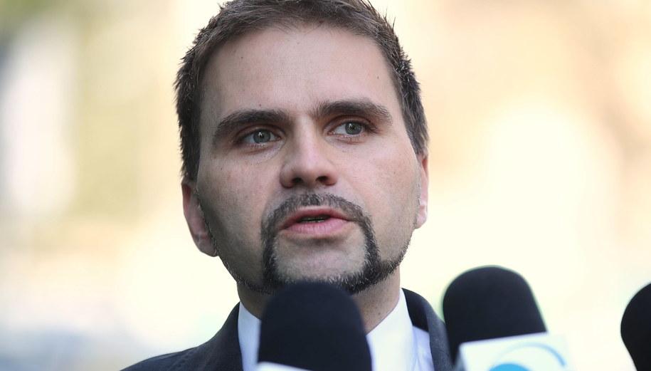 Prof. Krzysztof Pyrć //Łukasz Gągulski /PAP