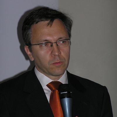 Prof. Krzysztof Rybiński, rektor Wyższej Szkoły Ekonomiczno-Informatycznej /INTERIA.PL