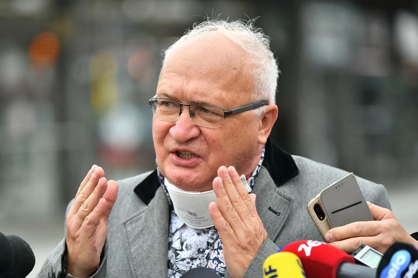 Prof. Krzysztof Simon / Maciej Kulczyński    /PAP