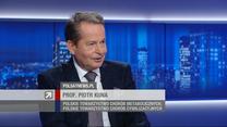"""Prof. Kuna w internetowej dogrywce """"Gościa Wydarzeń"""" o pandemii: Traktujmy to jak każdą infekcję sezonową"""