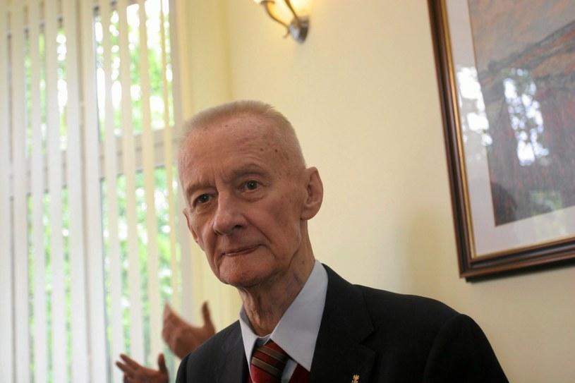 Prof. Lech Trzeciakowski /fot. Tomasz Kaminski  /