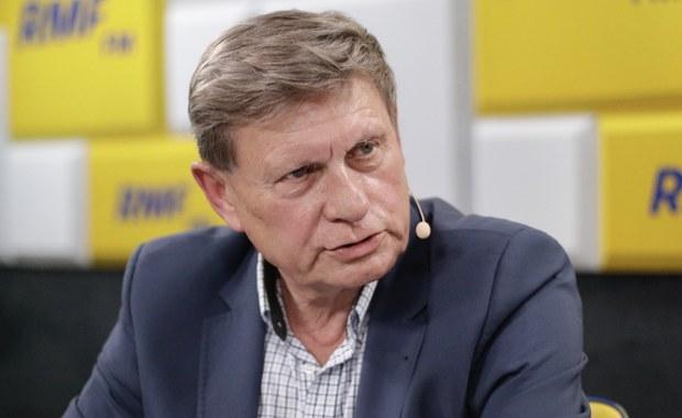 Prof. Leszek Balcerowicz o Mateuszu Morawieckim: Z takim człowiekiem nie będę debatować